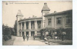 Gent Gand  Palais Des Fêtes ( Ambulance De La Croix Rouge ) - Gent