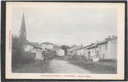 54 CLAYEURES - Rue De L'église - Other Municipalities