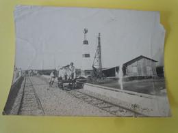 Photo Albuminée Digue De TULEAR - MADAGASCAR - COLONIANISME - Old (before 1900)
