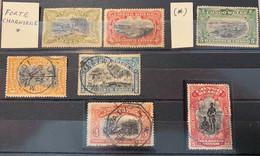 """CONGO-BELGE -  """"Mols"""" 1909 -1910 - - Otros"""