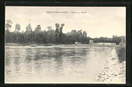 CPA Chatillon-sur-Loire, L`Ecluse En Amont - Chatillon Sur Loire
