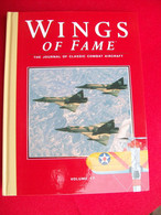 LIBRO WINGS OF FAME The Journal Of Classic Combat Aircraft AEREI AVIAZIONE - Trasporti