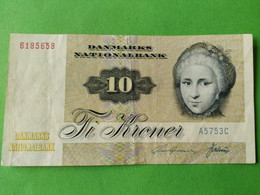 Danimarca 10 Kroner 1972 - Denmark