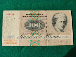 Danimarca 100 Kroner 1972 - Denmark