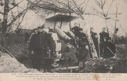 MILITARIA ,  Canon De 120 Long , Guerre 14 - 18 - Equipment
