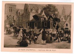 La Poste D'autrefois, Oudtijds Van De Post (pk67875) - Other