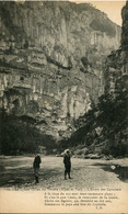 CPA - GRAND CANYON DU VERDON - L'ETROIT DES CAVALIERS  (IMPECCABLE) - Unclassified