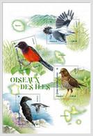 France 2021 MS MNH Fauna Flora  Island Birds  Oiseaux Des Iles Bird Oiseau - Sonstige