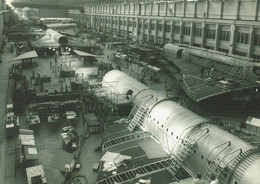 AEROSPATIALE - BAC CONCORDE - CHAINE DE MONTAGE - 1946-....: Modern Tijdperk