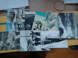 8 Postcard Popova Sapka - Macedonië