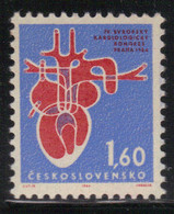 Tchécoslovaquie 1964 Yvert 1350 Neuf** MNH (AF119) - Ungebraucht