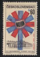 Tchécoslovaquie 1964 Yvert 1348 Neuf** MNH (AF120) - Ungebraucht