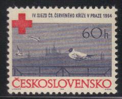 Tchécoslovaquie 1964 Yvert 1349 Neuf** MNH (AF120) - Ungebraucht