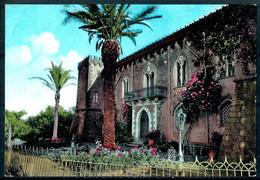 §  Castelbuono - Dettagli Di Reminiscenze Medioevali  § - Trapani