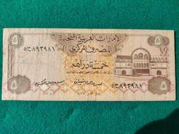 Emirati Arabi 5 Dirhams - United Arab Emirates