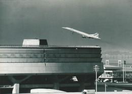 AEROSPATIALE  - BAC CONCORDE  - F-BVFA C/N  205 AIR FRANCE  21.01.1976 - 1er Vol Commercial Du Concorde Paris-CDG/LFPG - 1946-....: Modern Tijdperk