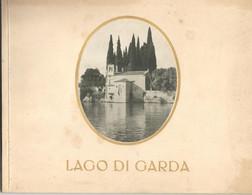 LAGO Di GARDA (VERONA) - GUIDA Del LAGO Con RIVA - SIRMIONE - GARDONE - LIMONE - Fotografia