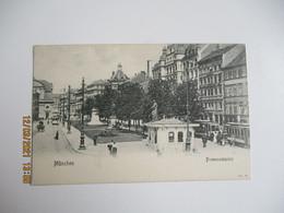 Muenchen Munixh Promenadeplatz - München