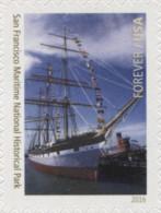 USA 2016 MiNr. 5265 National Parks Maritime Sailing Ship Balclutha (1886) 1v  MNH** 1,20 € - Unused Stamps