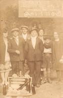 21- CPA Photo Souvenir De VELARS Fontaine Ste Anne Sur La Montagne D'Etang RARE - Sonstige Gemeinden