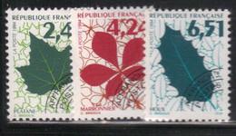 France 1994 Yvert Préos 233 234 235 Neufs** MNH (AE102) - 1989-....
