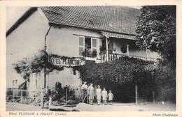25-  CPA Hotel PLANCON à NAISEY RARE - Sonstige Gemeinden