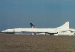AEROSPATIALE - BAC CONCORDE - F-BVFD C/n 211 -Air France -  Paris-CDG /LFPG  5.3.1994 - 1946-....: Modern Tijdperk