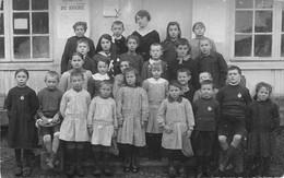 52 -  CPA  Photo LARIVIERE  La Mairie Et L'école André  Prat  ( Croix  Sur La Photo) - Sonstige Gemeinden
