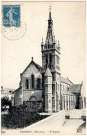 29 TREBOUL - L'église - Tréboul