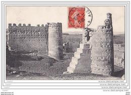 Cpa  Réf-JP-T439 (  Algérie )    TLEMCEN Les Ruines De   TOUBIANA - Tlemcen