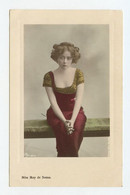 MISS MAY DE SOUSA - Theatre Actress - ARISTOPHOT Co.  ( 2 Scans ) - Theatre