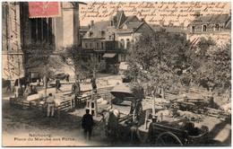 27 LE NEUBOURG - Place Du Marché Aux Porcs - Le Neubourg