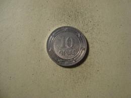 MONNAIE ARMENIE 10 DRAMS 2003 - Armenia