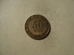 MONNAIE ARMENIE 50 DRAMS 2003 - Armenia