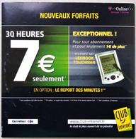 - Pochette CD ROM De Connexion Internet  - CLUB INTERNET - Carrefour - - Kit Di Connessione A  Internet