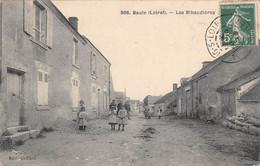 45 -  CPA   BAULE Les Ribaudières - Sonstige Gemeinden