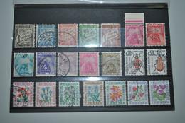 France 1881/1983 Timbres-taxe Oblitérés - 1859-1955 Oblitérés