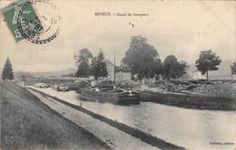 70 -  CPA SEVEUX Canal De Savoyeux - Sonstige Gemeinden