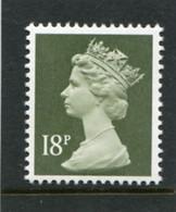 GREAT BRITAIN - 1988  16p  MACHIN  2B  QUESTA  EX PRESTIGE BOOKLET  MINT NH  SG X1010 - Série 'Machin'