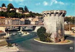 86 - Poitiers - La Porte De Paris - La Tour Saint Jean - Carte Neuve - CPM - Voir Scans Recto-Verso - Poitiers