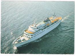 SCH-1177  M/S ILMATAR  ( Silja Cruises ) - Steamers