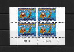 NOUVELLE CALEDONIE (New Caledonia) - Coin Daté - YT 1090 - 2009 - Noël - Christmas - Rêne - Deer - Nuevos
