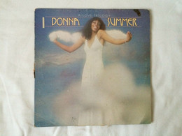 3 Vinyles 1 - 33 Tours Et 2 45 T Donna Summer A Love Trilogy - Spring Affair - She Works Hard For The Money - Disco, Pop