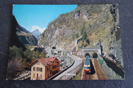 CPSM - ISELLE DI TRASQUERA - Ingresso Galleria Del Sempione - 1964 - Andere Steden