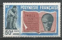 Timbre Polynésie Francaise P-a  En Neuf * N 39 - Nuevos