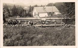 Aviation - Avion Hanriot CH 182 - Jura Neuchâtelois - 1929 - Lot De 2 Cartes - Rare - Accidentes