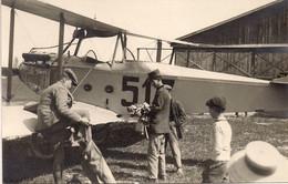 Aviation - Avion Häfeli DH-3 - Poste Aérienne - 1919 - Lausanne-Blécherette - Rarissime - 1919-1938: Entre Guerras