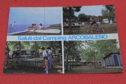 Livorno Marina Di Bibbona Camping Arcobaleno Vedutine NV - Livorno