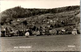 7573 - Steiermark - Graz , Wetzelsdorf , Panorama - Gelaufen 1959 - Graz