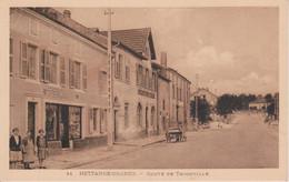 57 - HETTANGE GRANDE - ROUTE DE THIONVILLE - Other Municipalities